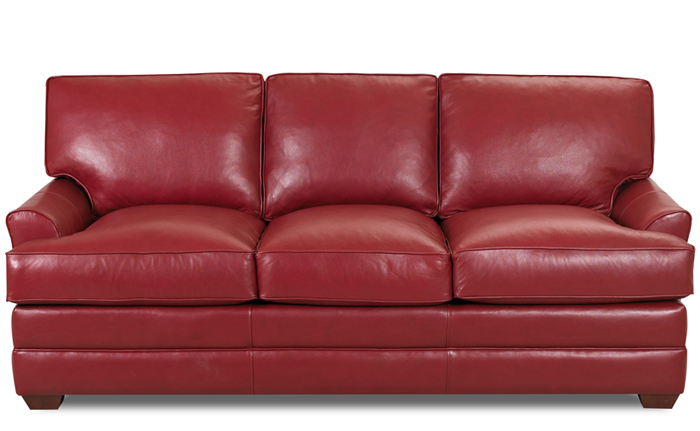 Meet The Gold Coast Hollywood Lincoln And Palo Alto The Sofa - Leather sofa sleeper queen